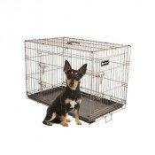 Hondenbench Ebo Taupe M - 77 x 47 x 55 cm